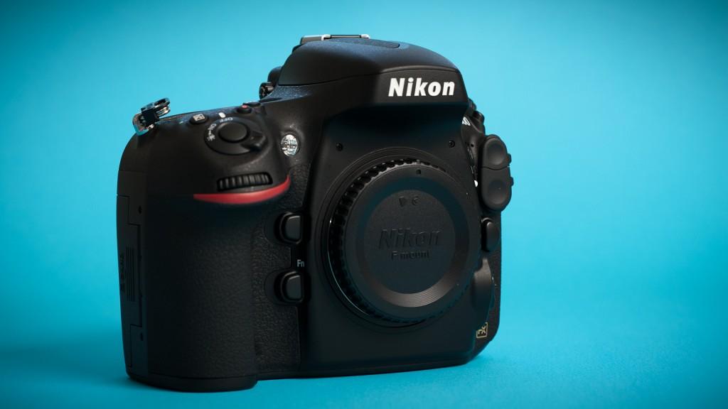 Nikon D800 Studio