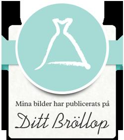 Publicerad på dittbrollop.se