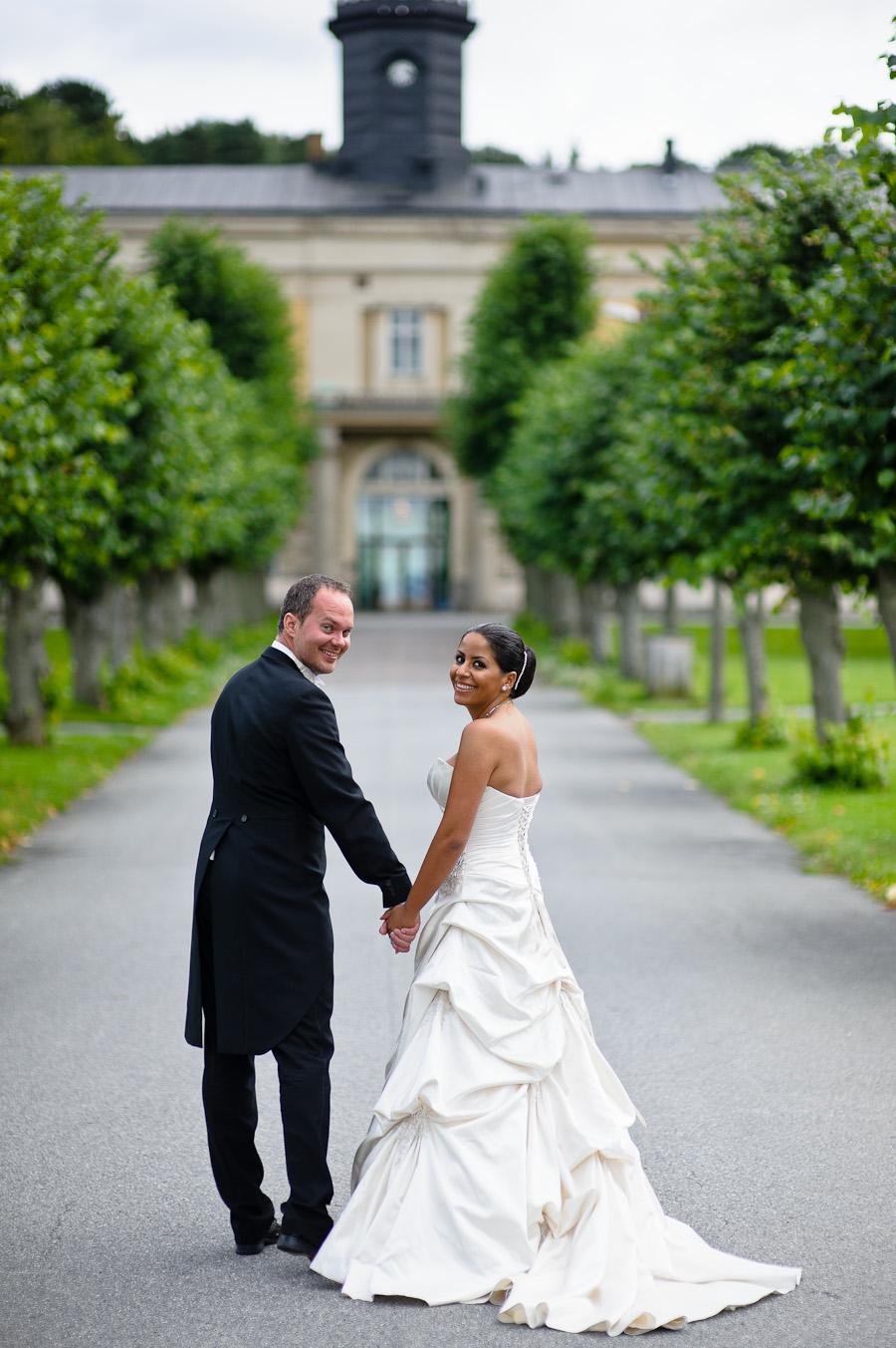 Bröllop Nya Varvet, Långedrag, Göteborg