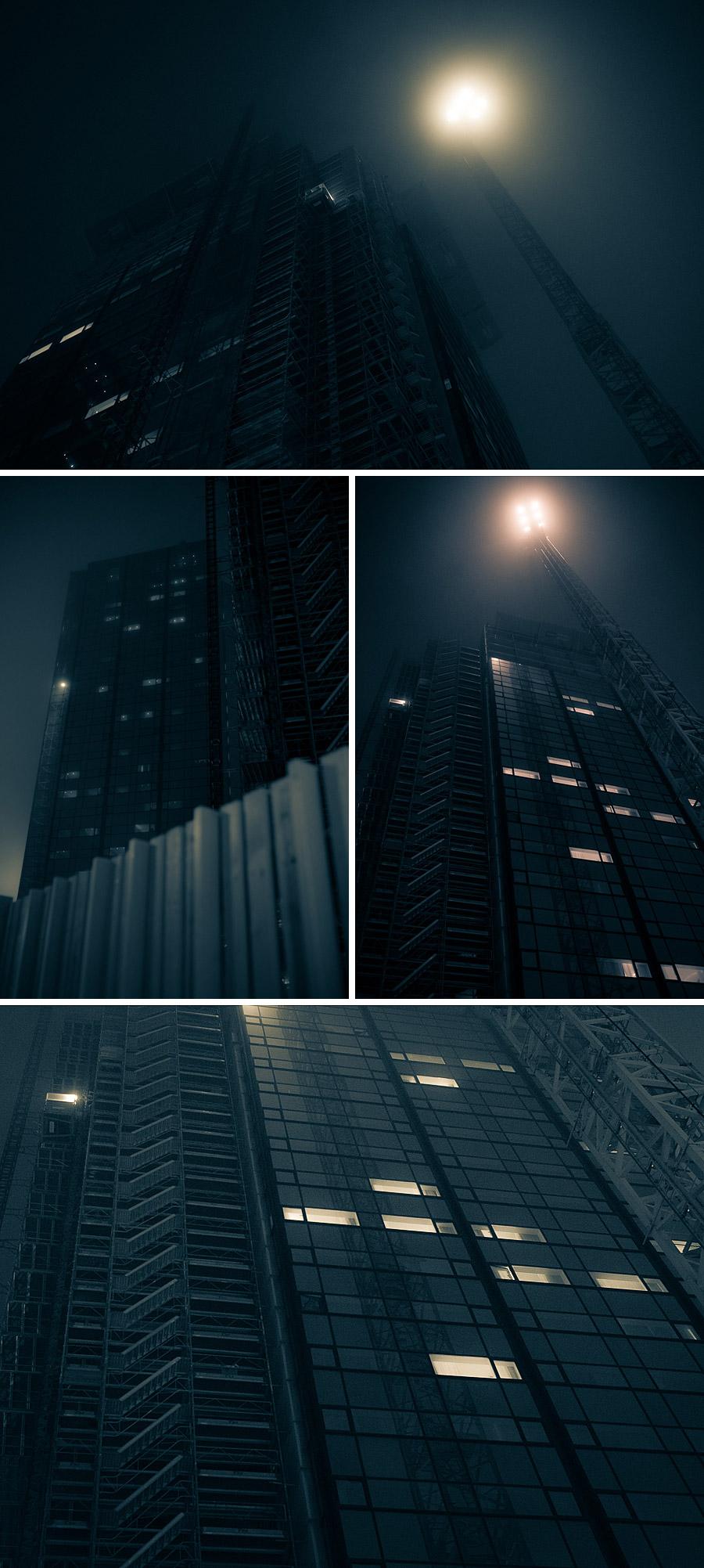 Det byggs ett tredje torn i Gothia Towers komplexet i Göteborg
