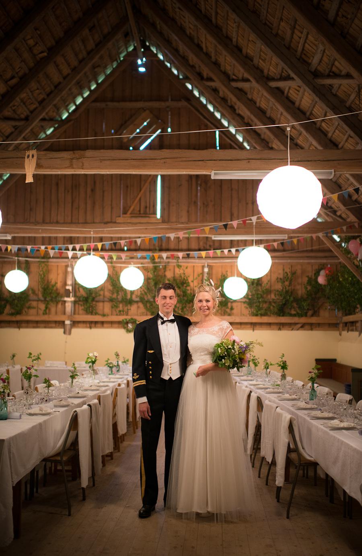 Bröllop Sofie och Niclas Backa Loge matsalen
