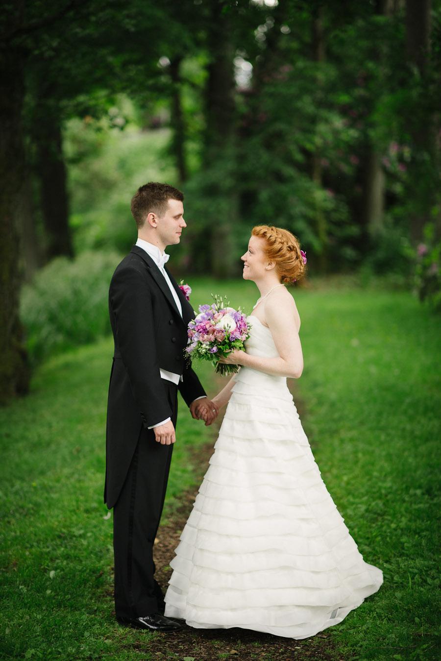 Agnes och Patrik gifte sig den 16/6 i Alingsås, jag var deras bröllopsfotograf