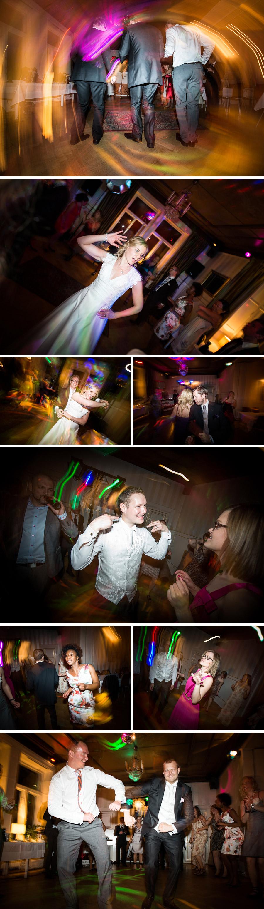 Bröllopsfotograf Örgryte - Party