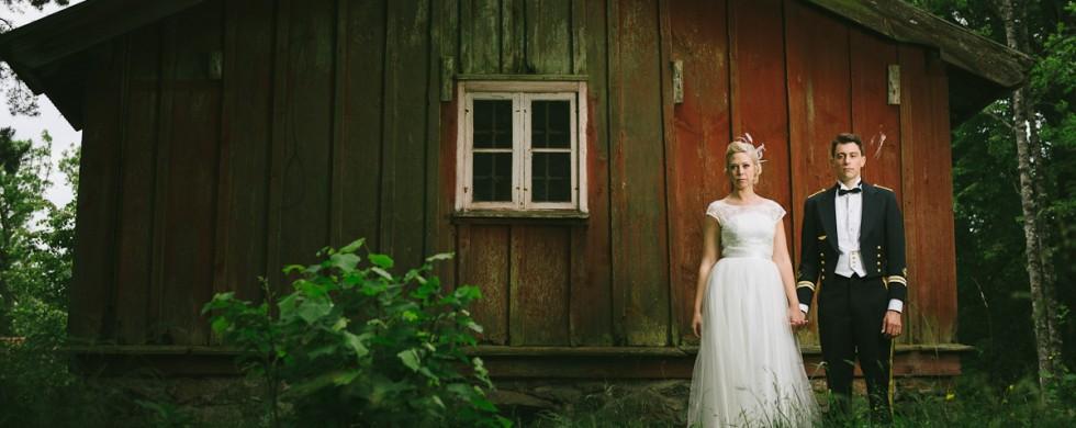 bröllopsporträtt fotograferat av bröllopsfotograf David Berg Göteborg
