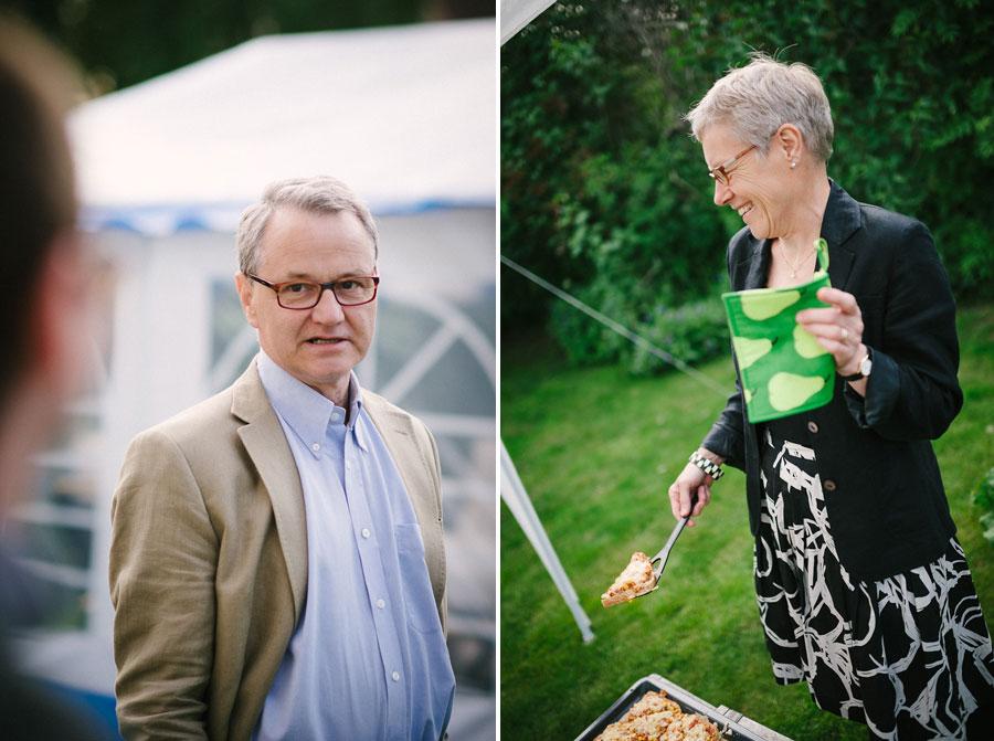 Förkväll bröllopsfotograf Alingsås mat