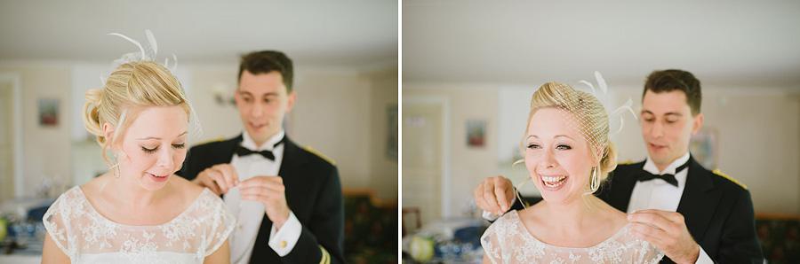 bröllopsfotograf Ullared - förberedelser