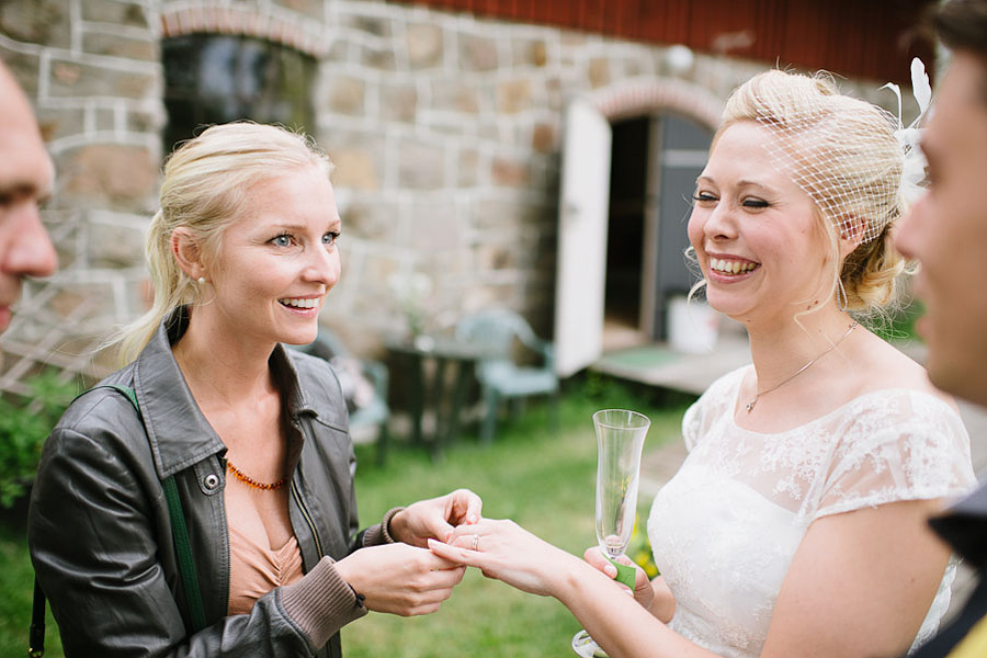 bröllopsfotograf Backa Loge