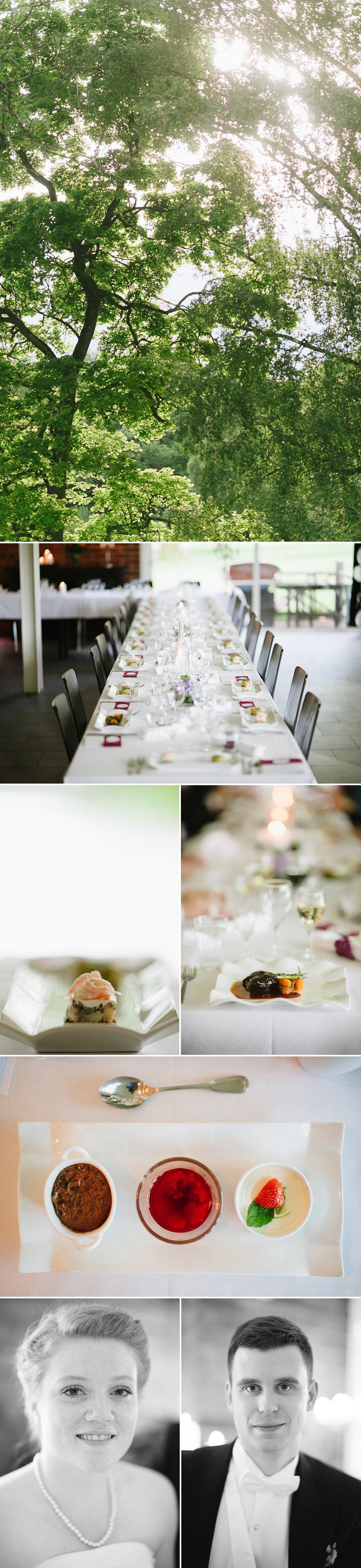 Bröllopsfotograf Gräfsnäs Middag