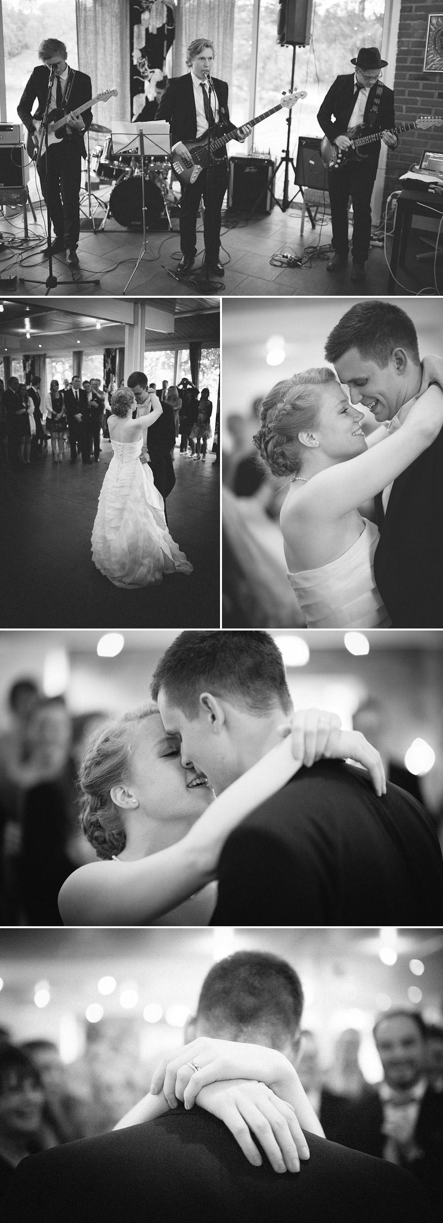 Bröllopsfotograf Gräfsnäs Dans brudvals