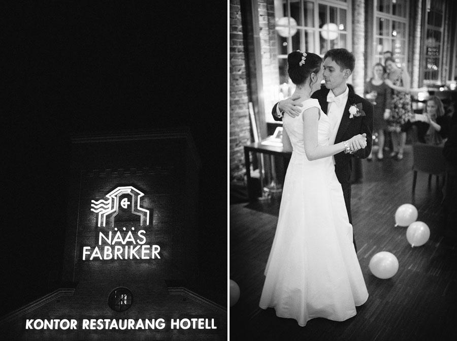 bröllopsfoto Nääs Fabriker fotograf David Berg - brudvals