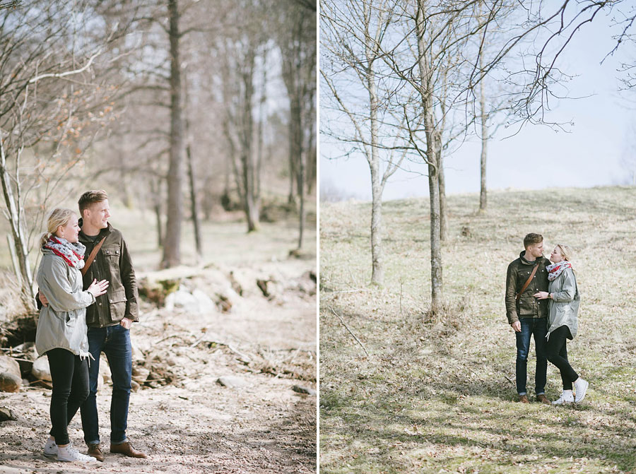 Peter & Maria Pre-Wedding shoot Backa Loge - Paret