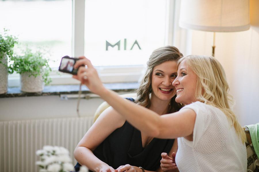 Borås Bröllop - Hår och Make hos AIM