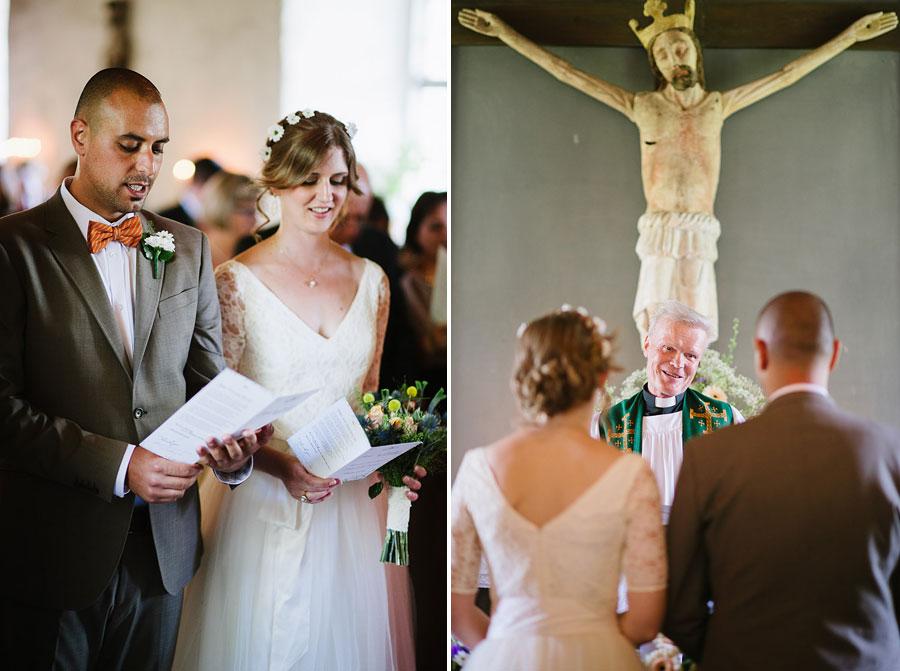 Bröllop Hyssna Gamla Kyrka - Vigsel - Bröllopsfotograf