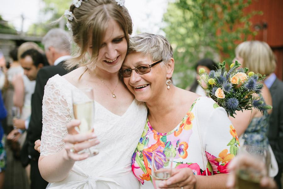Bröllop Kvarnen i Hyssna - Mottagning