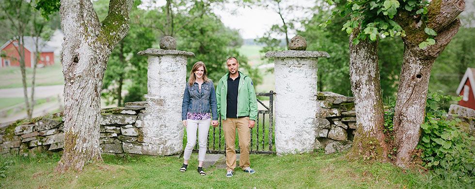 Emily och Firas Pre Wedding session Hyssna Bröllopsfotograf Göteborg