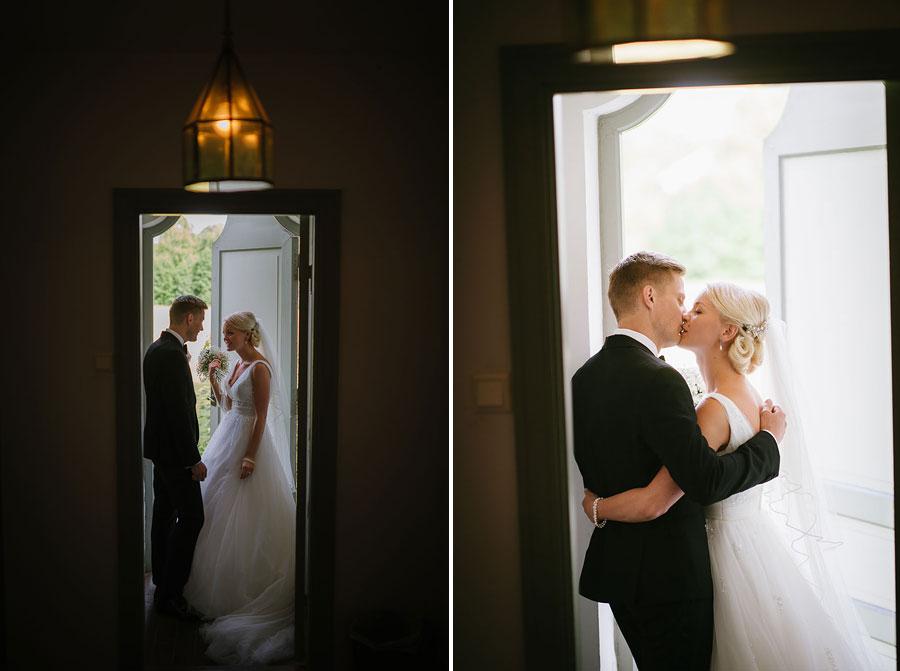 Bröllopsfotograf Kalv - vigsel gudstjänst