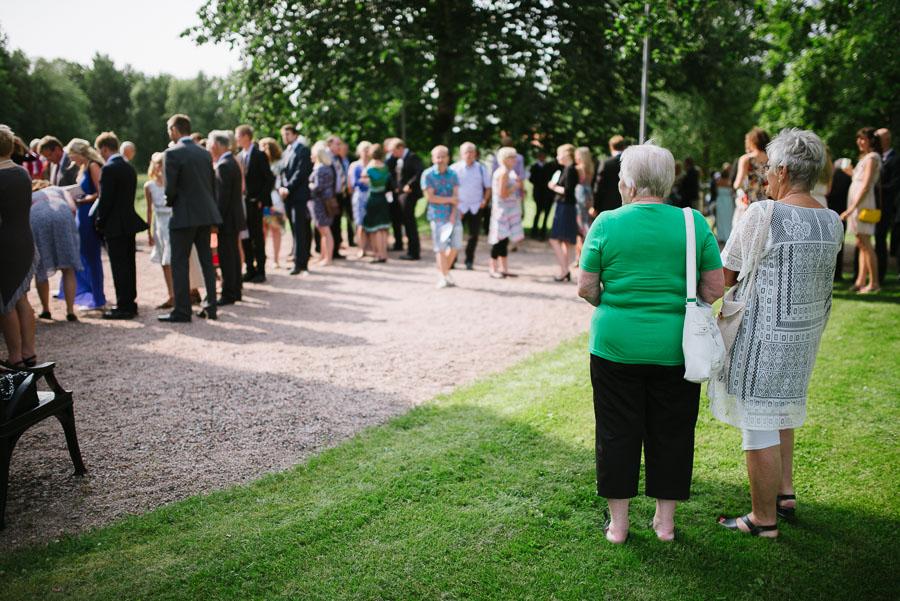 Bröllopsfotograf Kalv - gratulationer