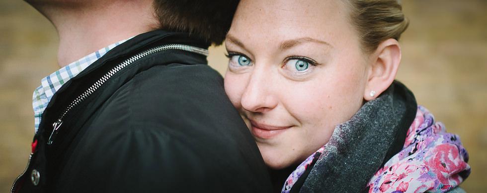 Gothenburg Wedding Photographer - Pre Wedding shoot in central Gothenburg