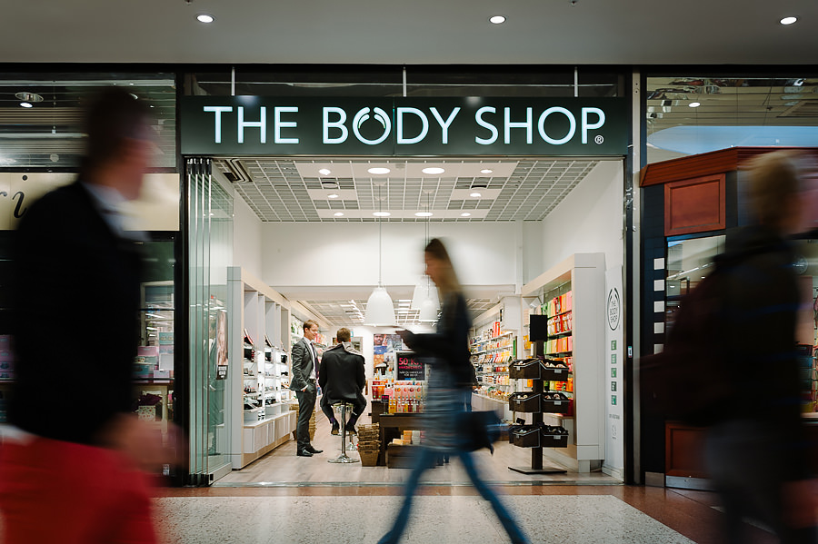 body shop göteborg nordstan