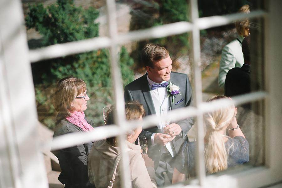 Bröllop på Villa Odinslund - Fotograf Göteborg - mingel