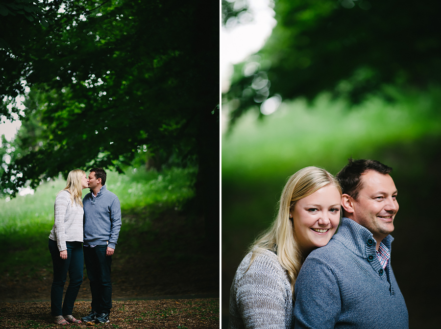 Gothenburg weddingphotographer - pre wedding shoot in Vasaparken Gothenburg