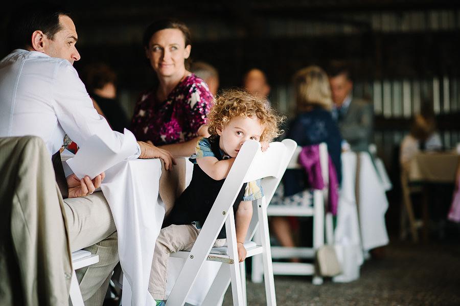 Västkustbröllop på Marstrand - barn