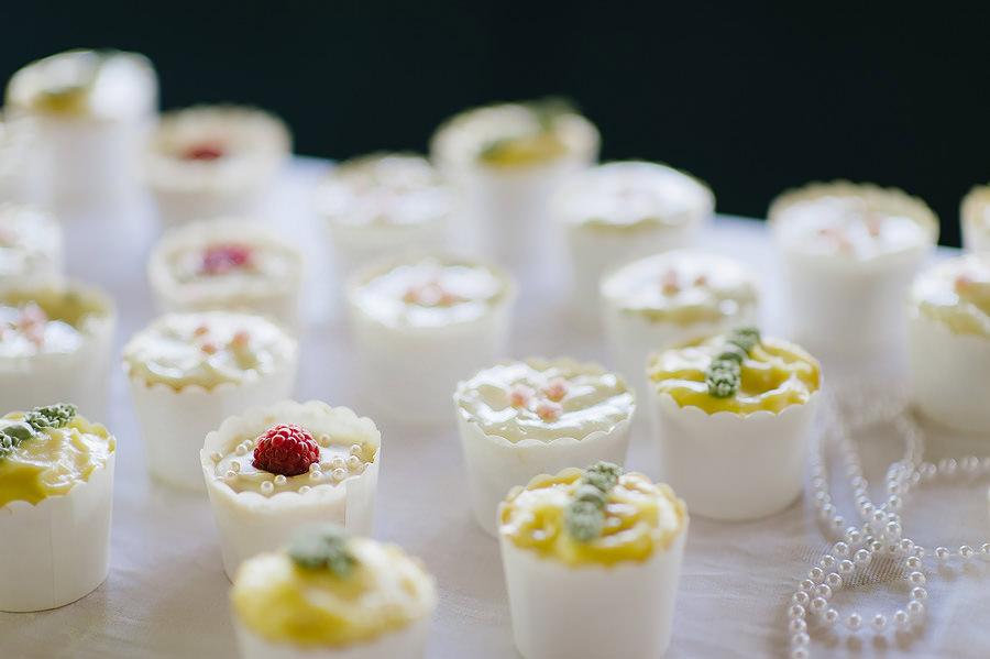 bröllop cupcakes detaljbid