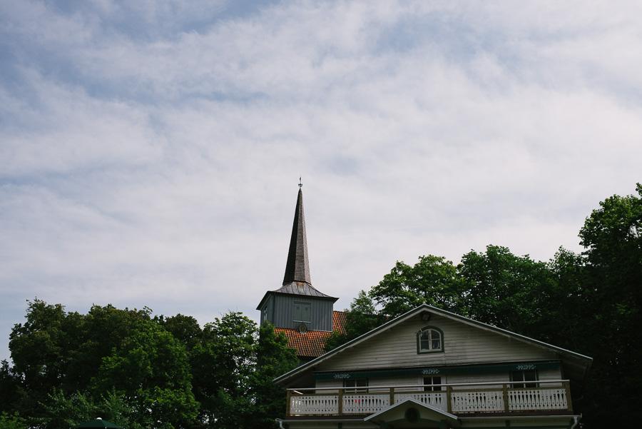 bröllop  i Särö Kyrka