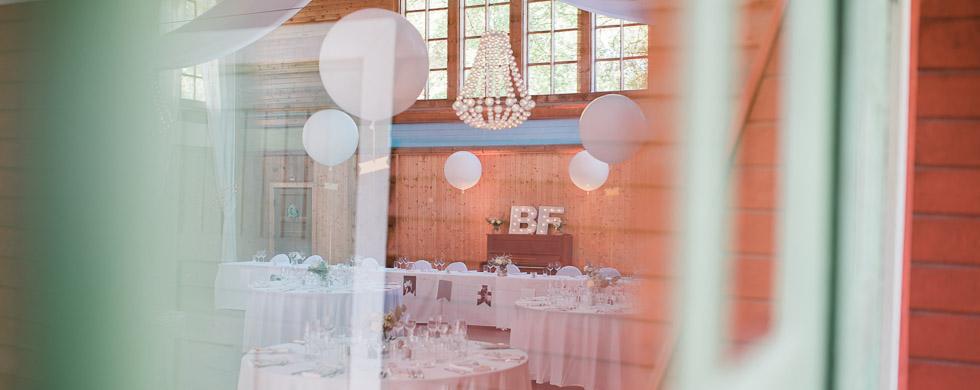 Bröllop i Lekhuset Nääs Slott