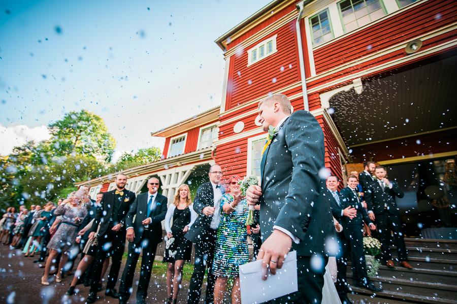 Bröllop på Nääs - blomblad