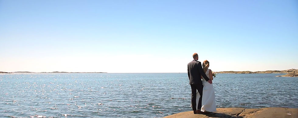 Bröllopsfilmare Göteborg